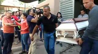 Retiran cuerpo de estudiante de periodismo de la UNAH