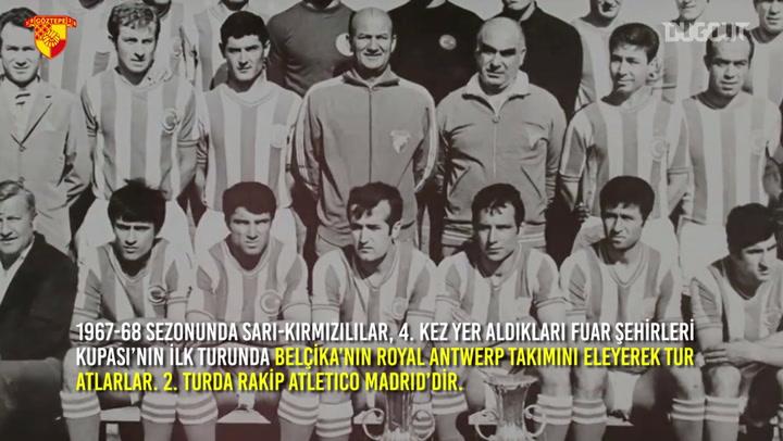 Throwback: Göztepe 3-0 Atletico