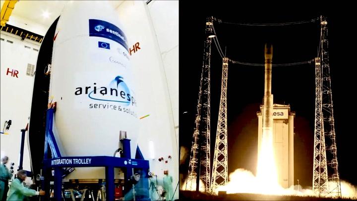 Satellittens fascinerende reise fra fabrikken til verdensrommet