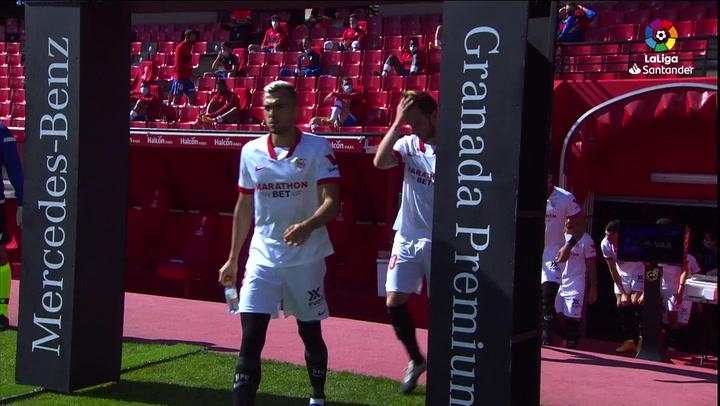 LaLiga Santander (Jornada 6): Granada 1-0 Sevilla