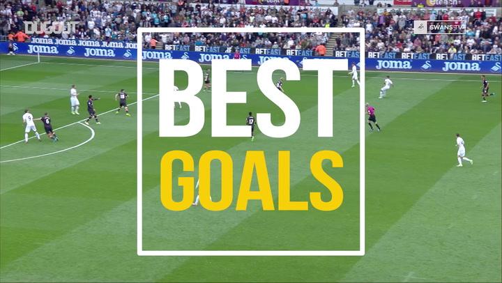 Our top 5 goals vs Everton!