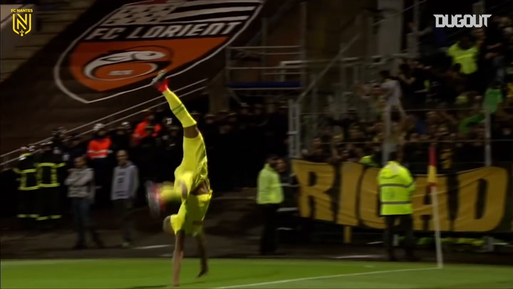 Bammou and Gillet secure Nantes win at Lorient