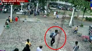 Overvåkningsbilder skal vise mistenkt selvmordsbomber