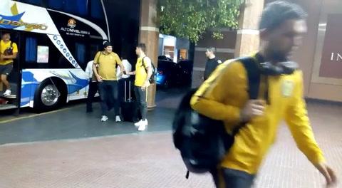 Central concentró en Santa Fe a la espera del choque ante Patronato