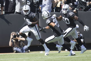 Vegas Nation: Raiders Improve to 2-0 with Easy Win Over Jets
