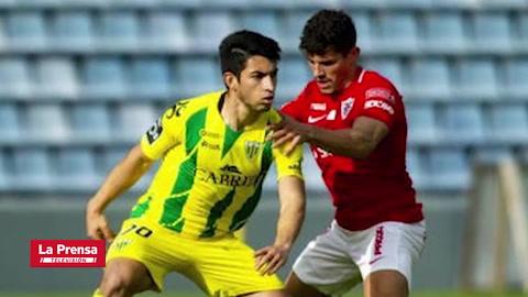 Deportes: Jonathan Rubio, nombrado mejor jugador de la temporada en el CD Tondela