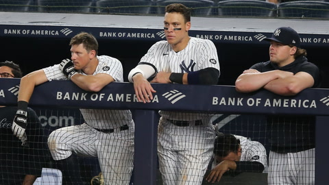 Where is the offense for the Yankees?
