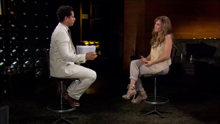 """Shows: On The Record: Not Just a """"Latin"""" Actress - Jennifer Lopez On The Record Extra"""