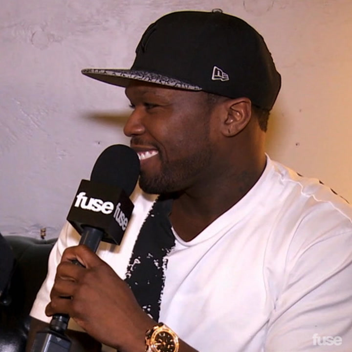 """50 Cent on """"Animal Ambition"""" Features & """"The Funeral"""" Video - SXSW 2014"""