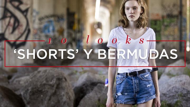\'Shorts\' y bermudas que ya puedes llevar