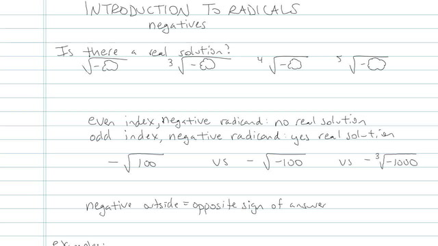 Introduction to Radicals - Problem 5