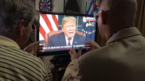 La Justicia bloquea temporalmente parte del plan de Trump para construir el muro