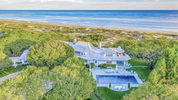 See the Fabulous Spread in the Hamptons That's Listed at $55M