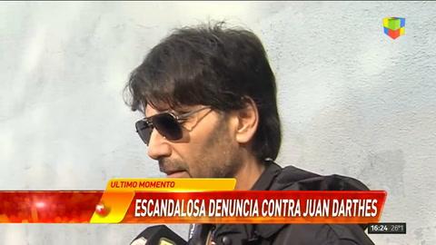 Juan Darthés recibió otra denuncia de una actriz por acoso sexual