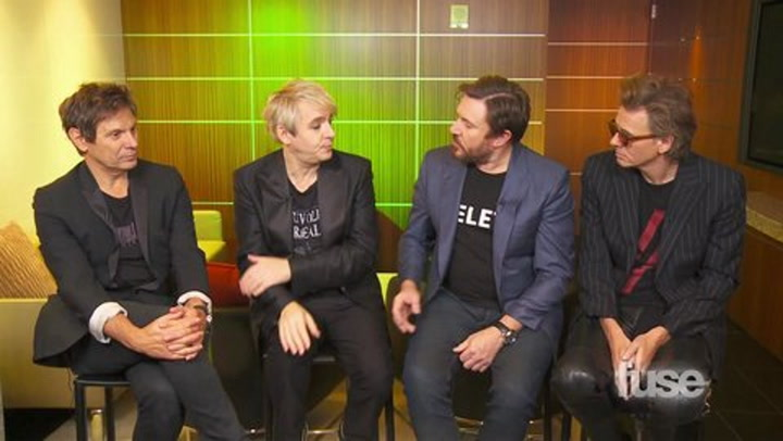 Interviews: Would Duran Duran Do Anything Over?