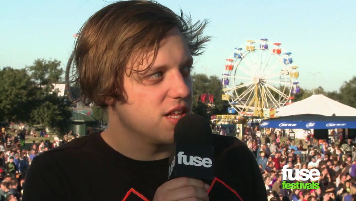 Festivals: Voodoo 2013: EDM Producer Robert DeLong on Remixing Selena Gomez, AWOLNATION