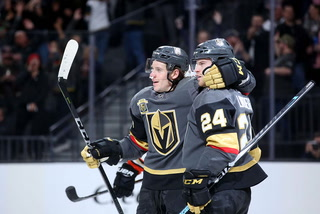 Golden Edge: Knights secure first shootout win