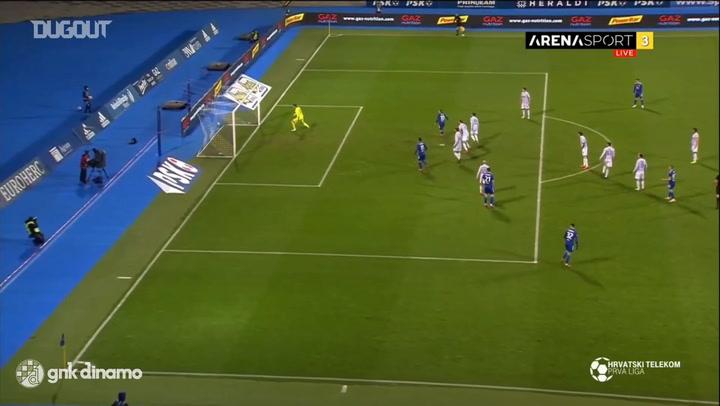 Mislav Orsic's best goals for Dinamo