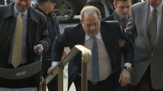 Harvey Weinstein declarado culpable de agresión sexual y violación