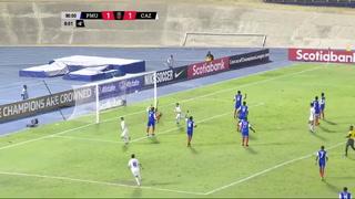Concachampions: Cruz Azul asegura un paso a cuartos de final al remontar a Portmore United en el minuto 98