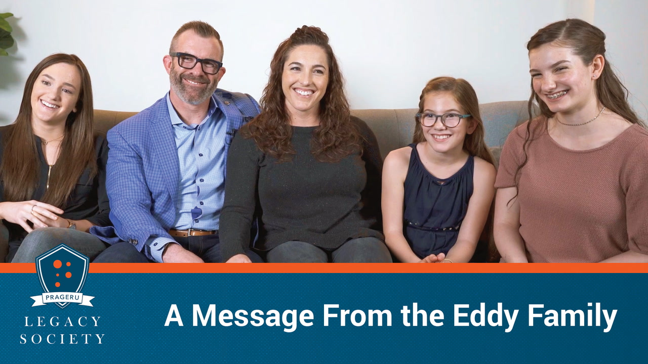A Message From the Eddy Family