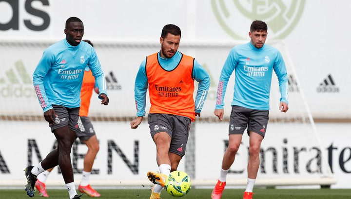 El Real Madrid prepara la visita al Getafe