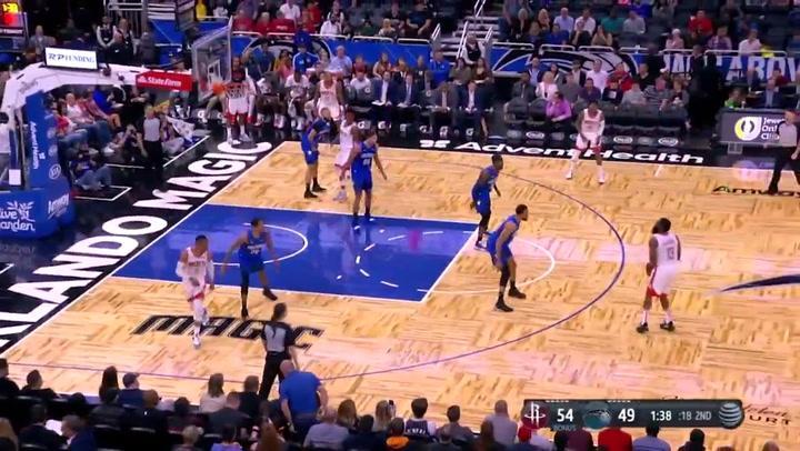 James Harden (Rockets), el más destacado de la jornada de la NBA del 13 de diciembre 2019