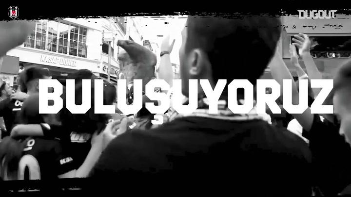 Beşiktaş 2020-21 Sezonu Formalarını Tanıttı