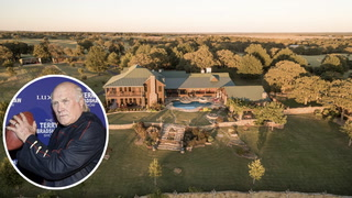 Terry Bradshaw Is Too Busy to Enjoy This Incredible Oklahoma Ranch