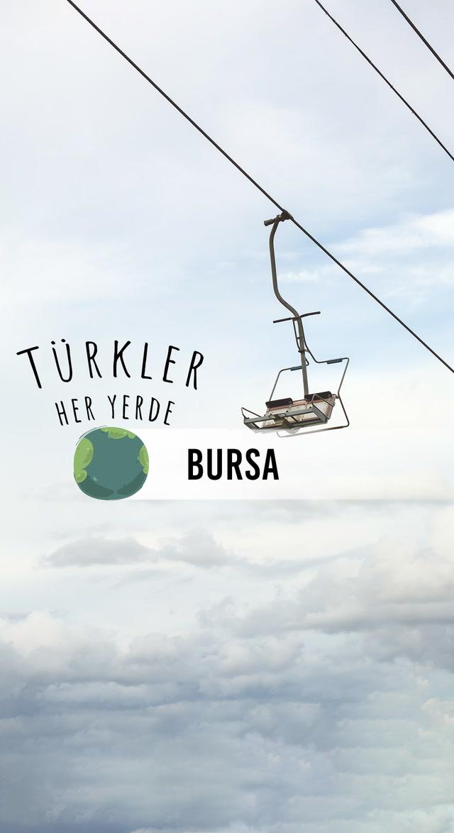 Türkler Her Yerde -  Ulu Dağlar