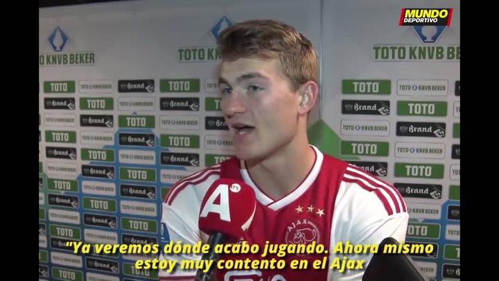 Matthijs de Ligt: