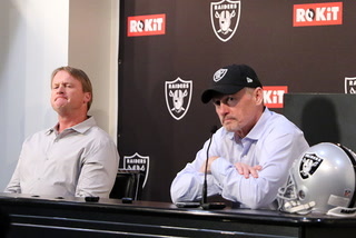 Mayock: Raiders Need to get Better at Wideout
