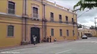 Este es el número de casos por covid-19 en Hospital San Felipe