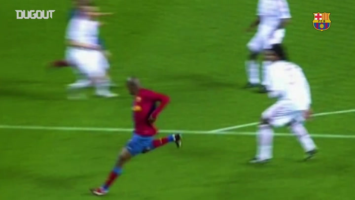 Deretan Gol Terbaik Barcelona Lawan Bayern