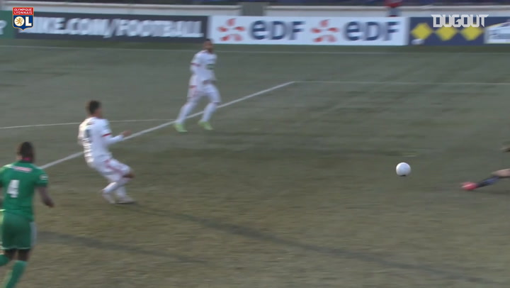 OL beat Red Star in French Cup