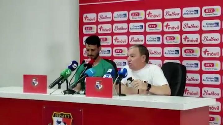 Lo más destacado de la rueda de prensa de Javier Clemente antes del amistoso de la selección de Euskadi con Panamá