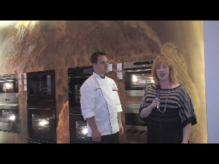KBIS: Wolf convection steam oven