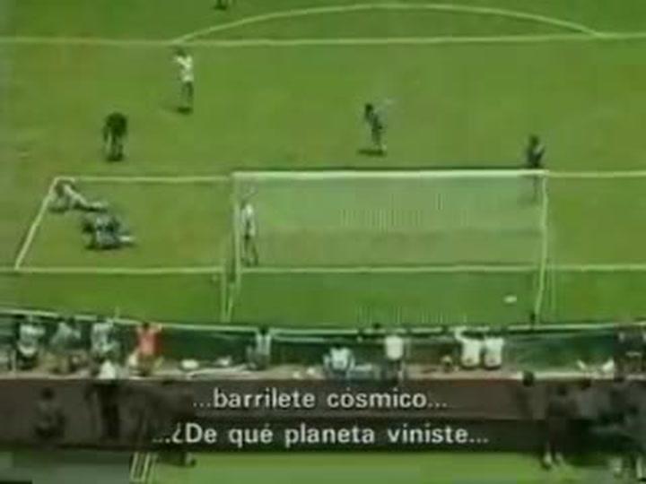 Los mejores goles y jugadas de Maradona (1): el Gol del Siglo