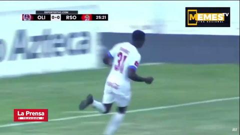 Olimpia 5 - 0 Real Sociedad (Jornada 10 Liga Nacional de Honduras)