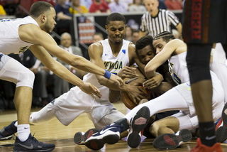 Vegas Madness: UNLV falls to UNR, 79-74, in Mountain West tournament