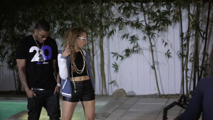 """Music Video Premiere: Diana Espir ft. Nelly - """"Tomboy"""" Behind The Scenes"""