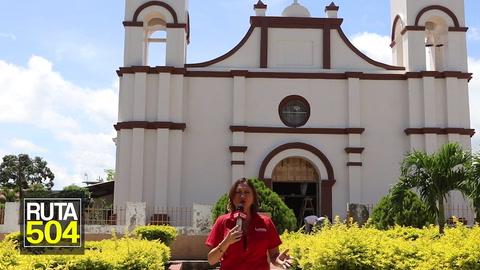 Ruta 504 - La Unión, Copán, municipio de espectacular riqueza natural.
