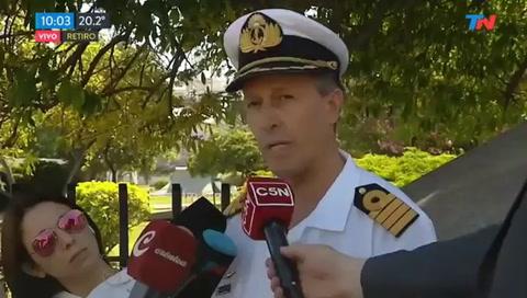Triplicaron los esfuerzos para dar con el submarino desaparecido