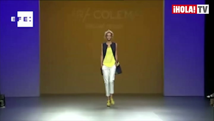 Fashion Week Madrid primavera-verano 2014: Sara Coleman