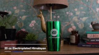 20oz Electroplated Himalayan Tumbler