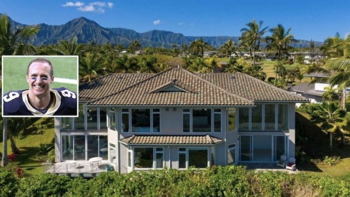 QB Drew Brees Looks to Unload His Amazing Kauai Condo