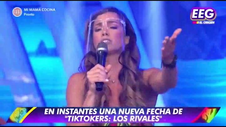 Paloma Fiuza se molestó cuando le recordaron que fue pareja de Facundo Gonzáles