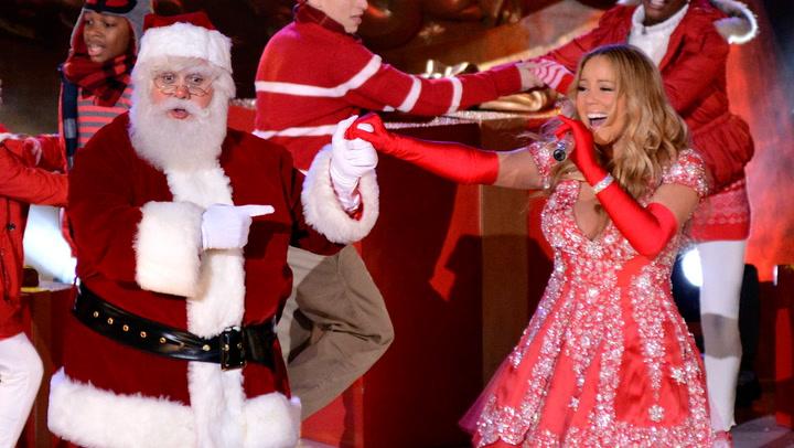 Mariah Carey, la diva que reinventa la navidad todos los años