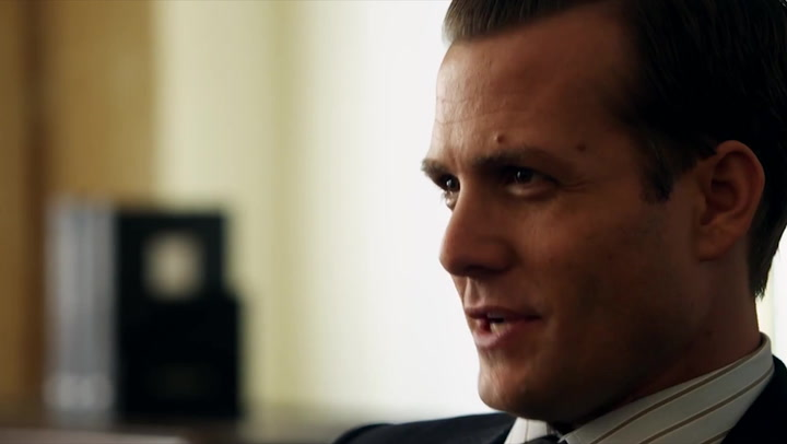 'Suits' Profile: Harvey Specter