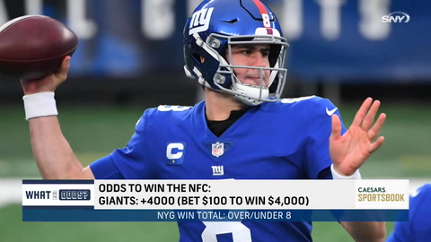 What needs to happen for Giants to have winning season?